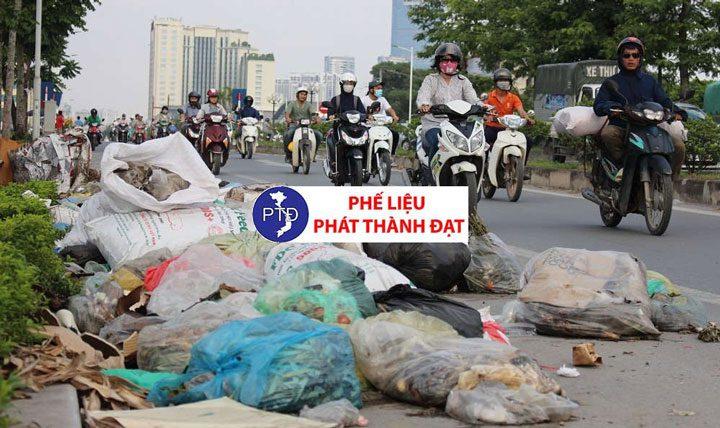 Chất thải rắn đô thị
