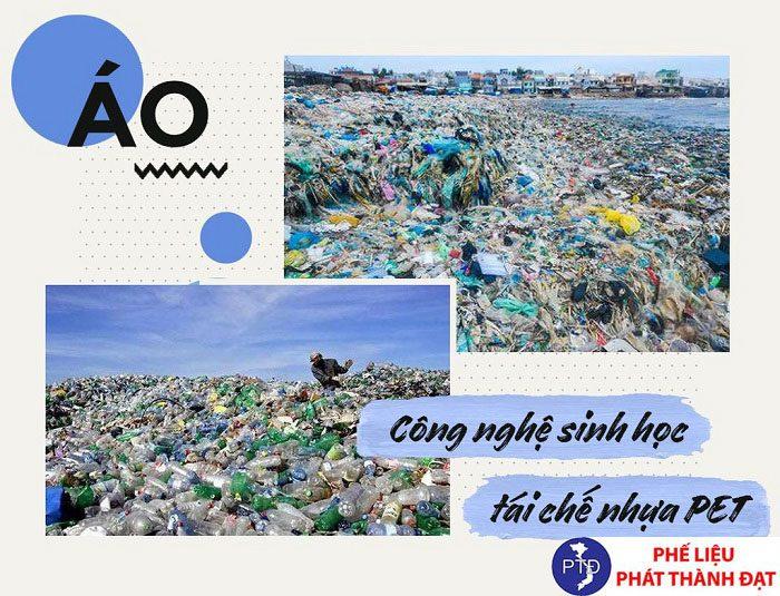 Quy trình sản xuất nhựa tái chế