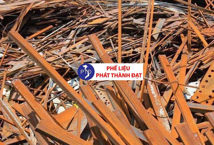 Thu mua phế liệu huyện Thạnh Hóa