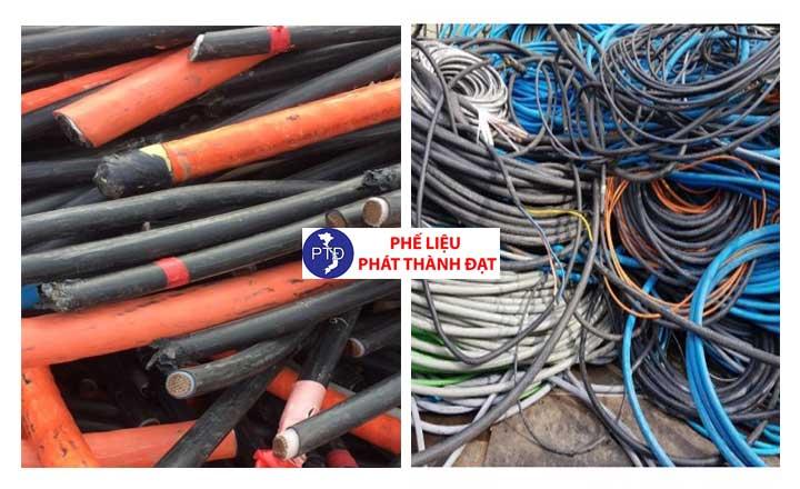 Thu mua phế liệu dây cáp điện
